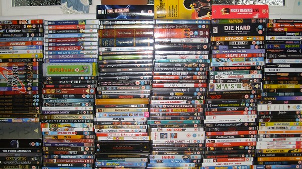 The Energy Saved By Ditching DVDs Could Power 200,000 Homes