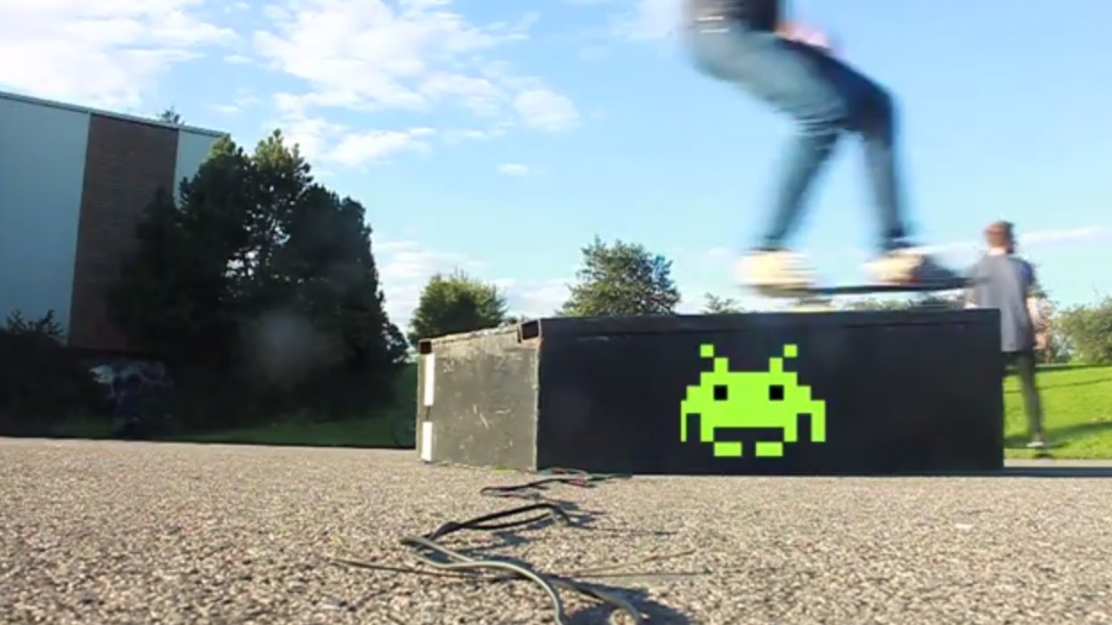 How to Turn Your Skateboard Ramp into a Mobile Soundsystem