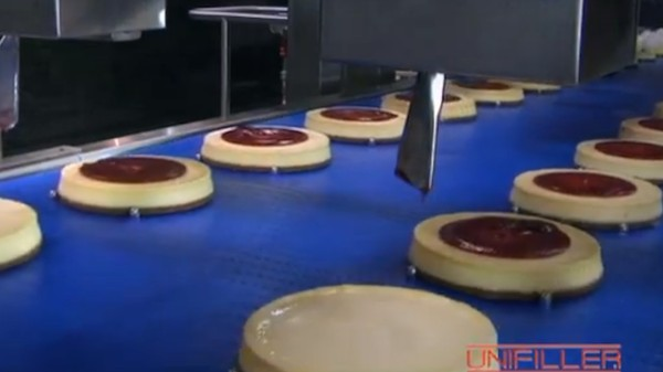 Video of Cake-Making Robots Reinforces My Love of Cake, Robots