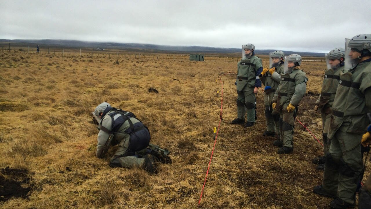 Chile Is Still Littered with a Dictator's Unexploded Landmines