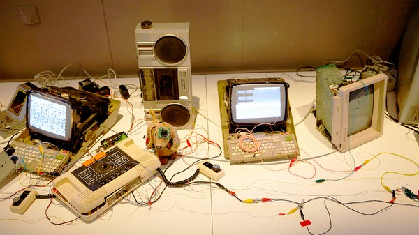 The Media Archaeologists Who Turn Defunct Tech into Art