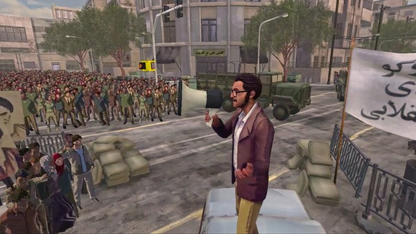 The Controversial Video Game About the Iranian Revolution Will Be Out Soon