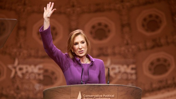 Carly Fiorina: I Supplied HP Servers for NSA Snooping