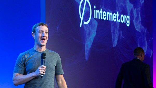 Zuckerberg: Free, Limited Internet Is Better than Net Neutrality and No Internet