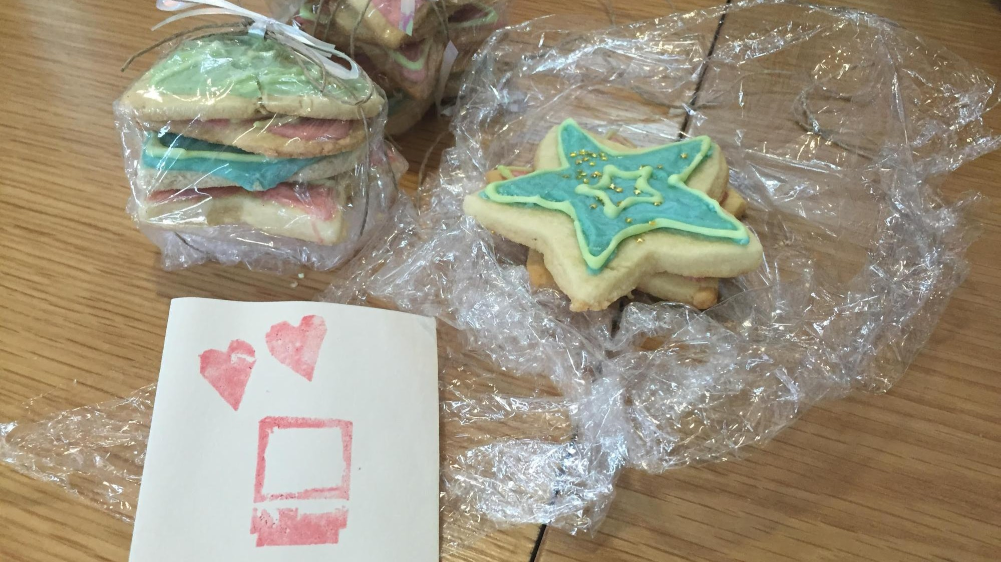 I Bought Adorable Cookies on the Deep Web