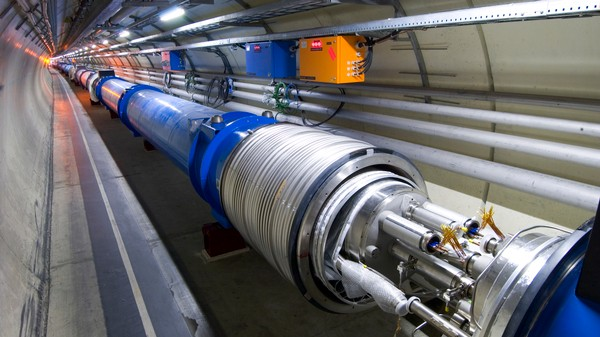 Did the LHC Bag a Ginormous New Higgs Boson?
