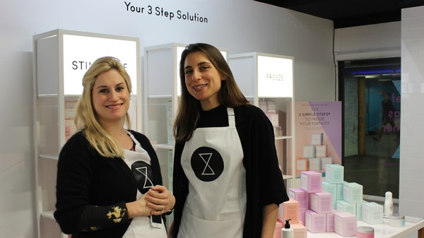 ​An Egg Freezing 'Pop-Up Store' Appears in London