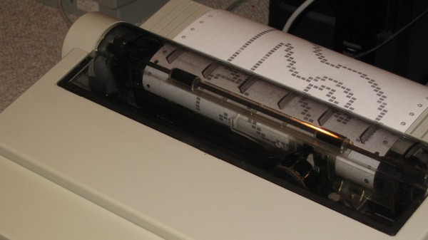 The Print Shop: Why the Dot-Matrix Printer Icon Faded From View