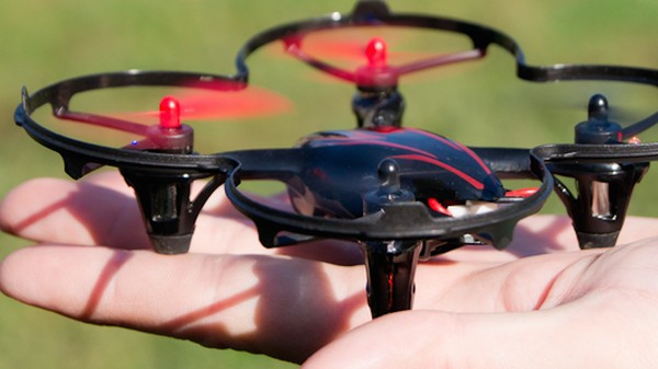 The FAA Says It Will Make Less Strict Rules for the Tiniest Drones