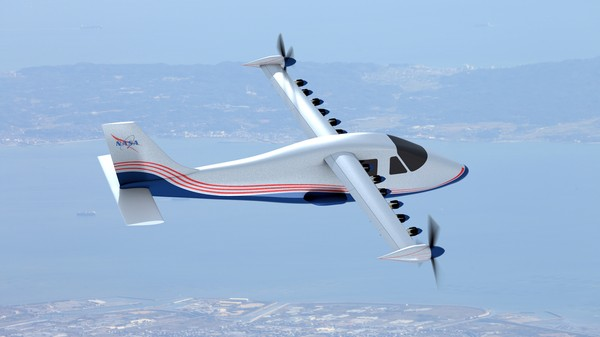 NASA's New X-Plane Is an Anyplane Prototype for the People