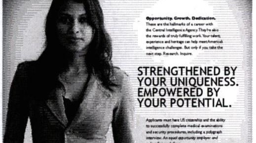 The CIA Tried to Recruit Women With These 'Empowering' Posters
