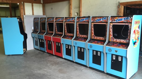 Here's How An Old School Arcade Survives in the 21st Century