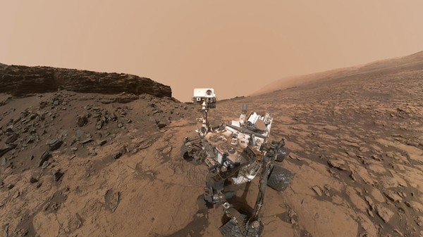 Experience Mars Through Curiosity's Eyes in This Gorgeous New Panorama