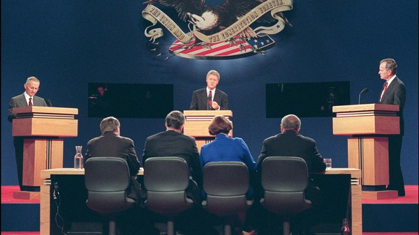 The Surprising Impact the 1992 Presidential Election Had on the Modern Internet