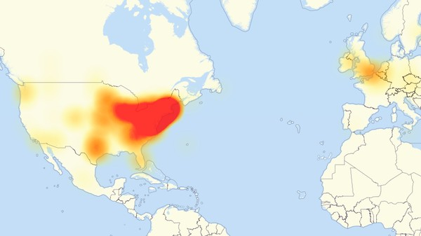 Twitter, Reddit, Spotify Were Collateral Damage In Major Internet Attack