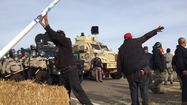 The Tribe Protesting the Dakota Pipeline Is Ready to Defend Its Wireless Network