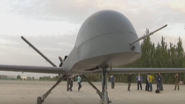America's Iconic Reaper Drone Has Stiff New Chinese Competition