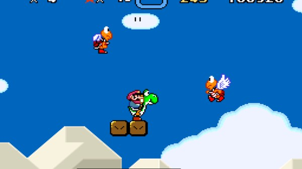 A Lesson in Random Number Generation from 'Super Mario World'