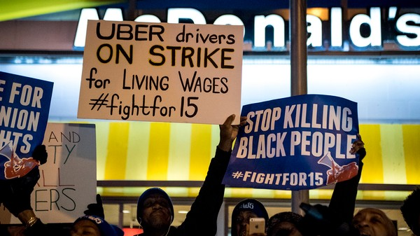 When No One Has a 'Job,' Who Will Pay Workers a Minimum Wage?