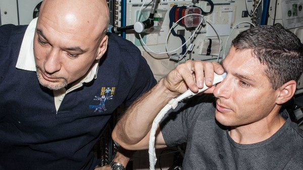 A New Theory on the Mysterious Condition Causing Astronauts to Lose Their Vision