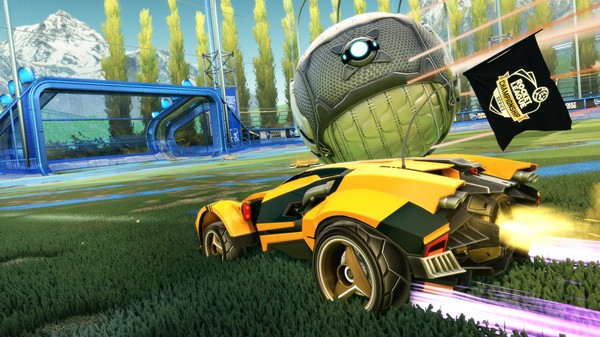 It's a Great Time to Start Watching 'Rocket League' eSports