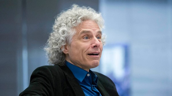 The United States Is Not an Apocalyptic Wasteland, Explains Steven Pinker