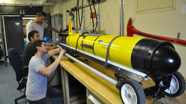China Is Giving Back the Stolen US Underwater Drone. What Now?