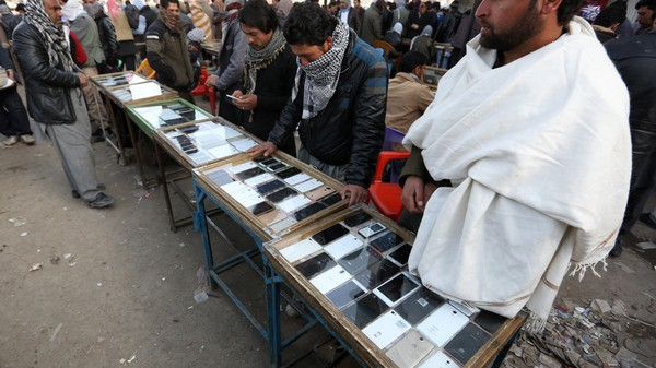 As Afghanistan Comes Online, It Grapples With Its First Cyber Security Laws