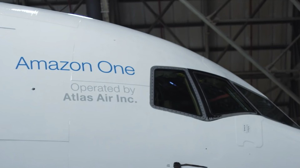 Blink And You'll Miss Amazon Transforming Into a Logistics Company