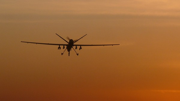 UK Government Sets the Stage for Wider Drone Strikes