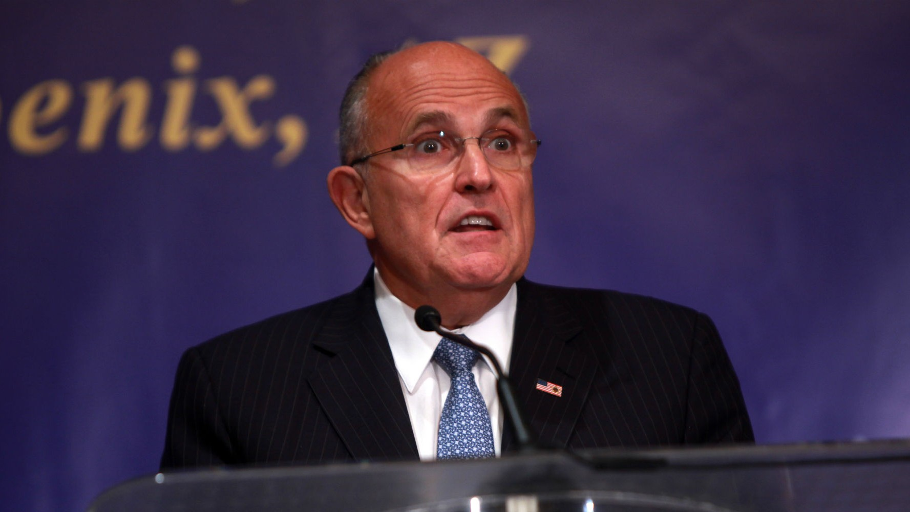 What Does Rudy Giuliani Actually Know About Cybersecurity?