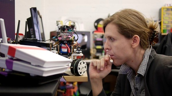 The Pageantry of Jillian Ogle's Livestreaming Robots