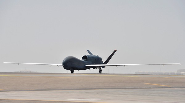 How the US Air Force's Biggest Drones Help Set Up Attacks on ISIS