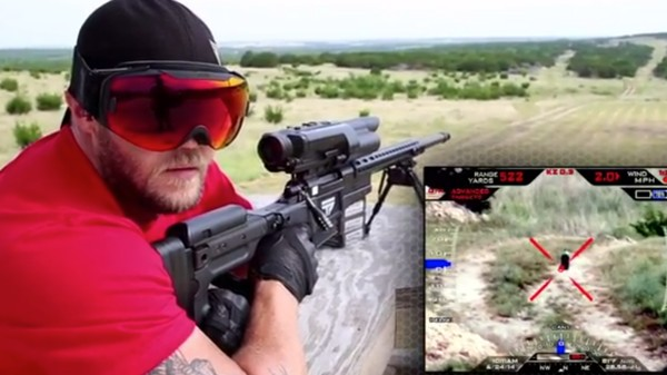 This Smart Rifle Lets You Hit a Quarter-Mile Target Without Looking