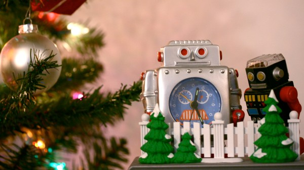 The Transhumanist Future of Christmas