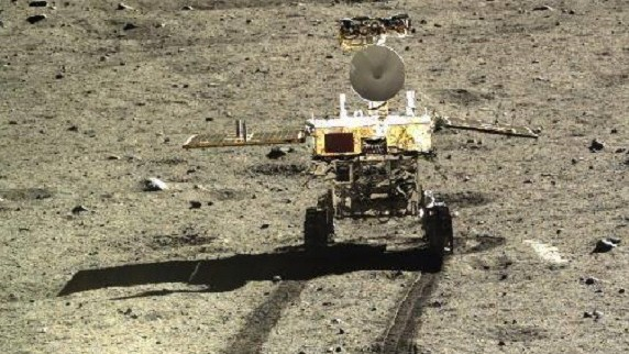 The Undead Yutu Rover Probes the Moon's Unique Volcanic Past