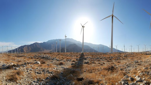 Switching to Wind Power Would Save California 18 Billion Gallons of Water a Year