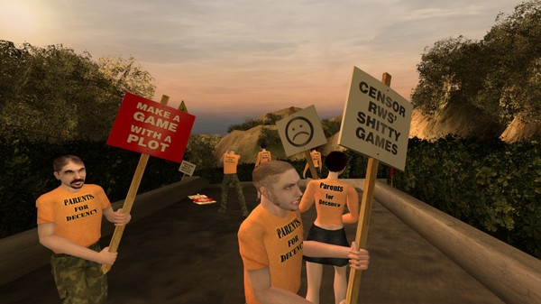 New GamerGate Favorite 'Postal 2: Paradise Lost' Is a Golden Shower of Bad Ideas