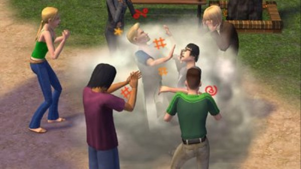 The 4Chan of 'The Sims'