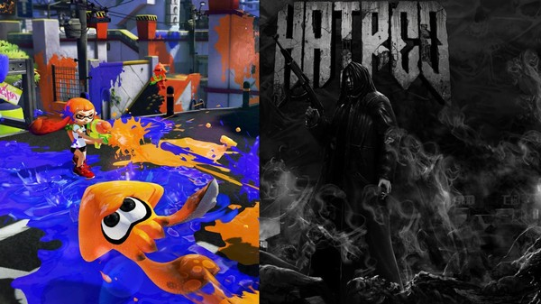 Nintendo's Colorful 'Splatoon' Is Edgier Than Killing Spree Game 'Hatred'