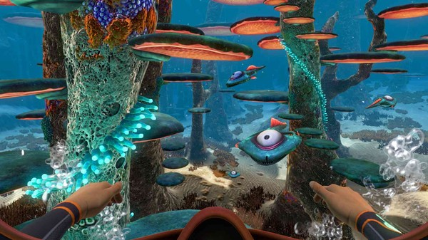 There Aren't Many Underwater Games, but 'Subnautica' Proves That's a Mistake