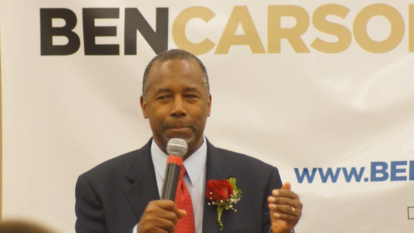 Watch Ben Carson Unleash His Canned Speech About How the Brain Works