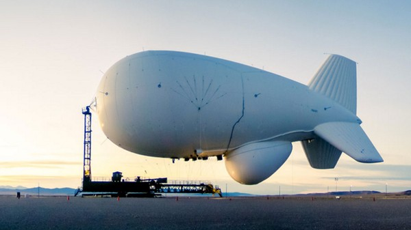 A Runaway Military Blimp Is Floating Aimlessly Over Pennsylvania