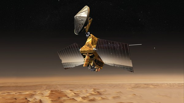 NASA's Mars Reconnaissance Orbiter Is About To Get a Precarious Memory Wipe