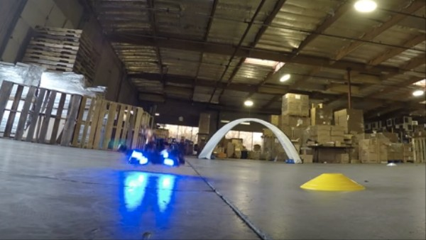 Watch Some of the Best Drone Racing We've Ever Seen
