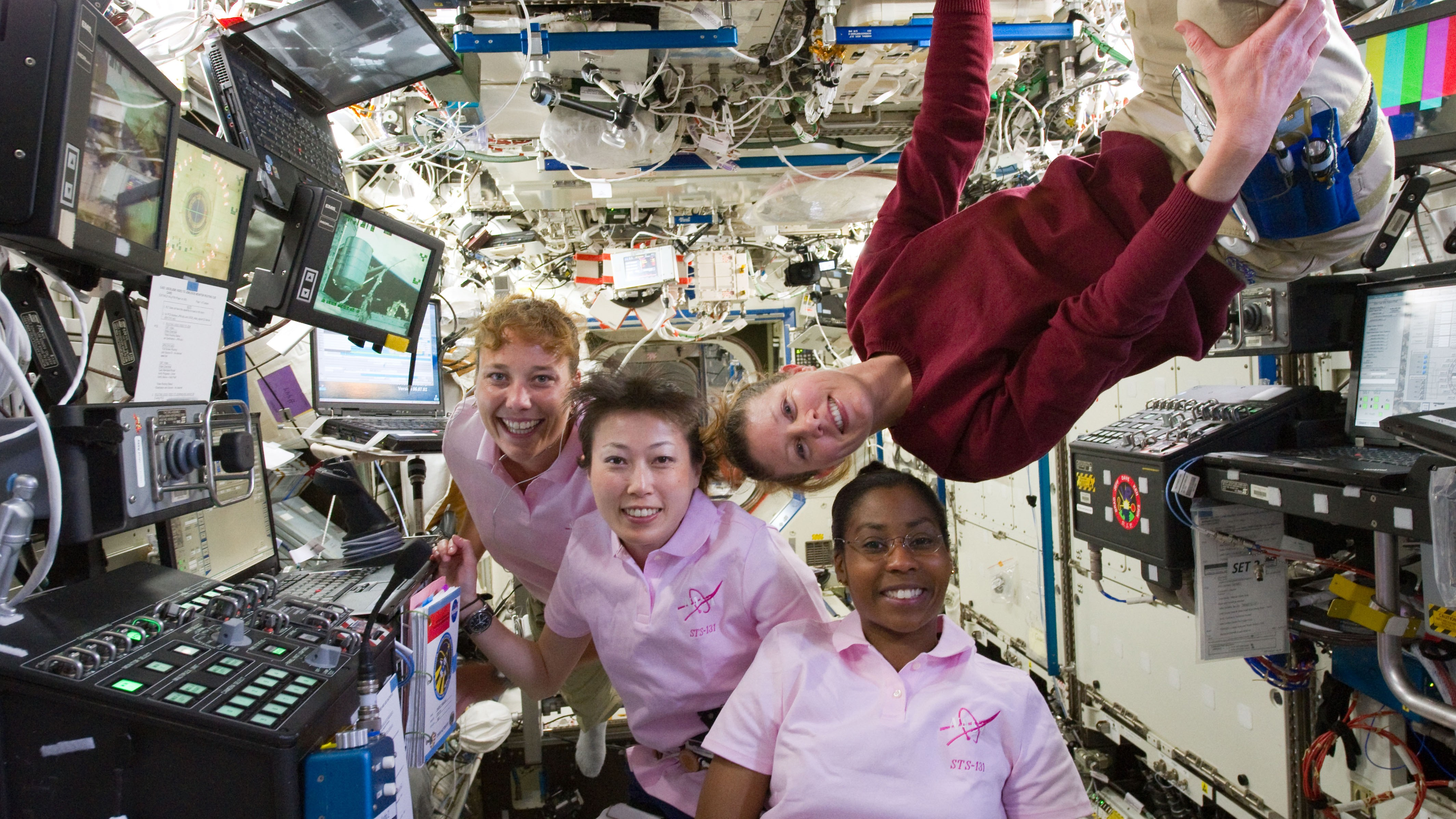 What Happens When You Get Your Period in Space?