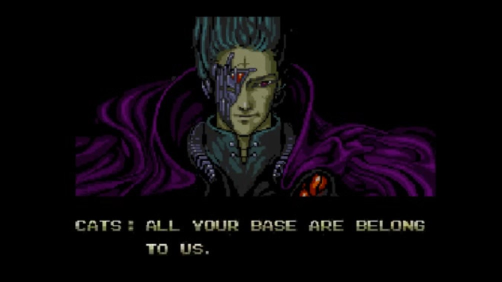 All Your Base Are Belong to 25 Years Of