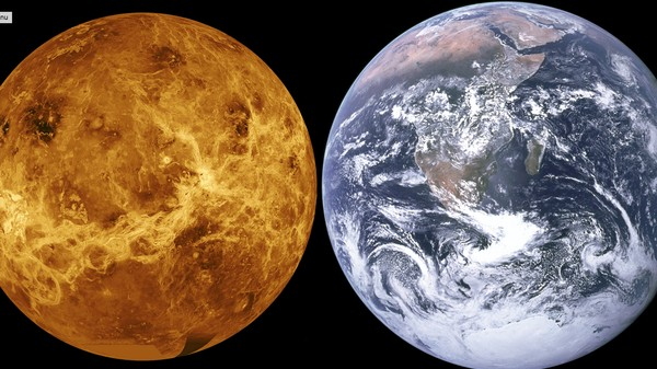 Why Venus Might Have Once Been a Habitable World