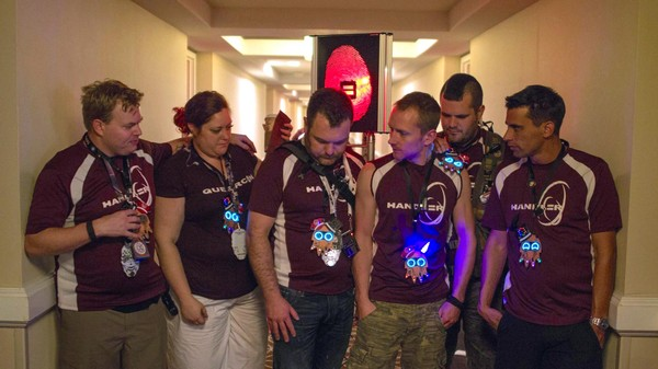 Def Con Has Always Been Straight, White, and Male, But It's Finally Changing