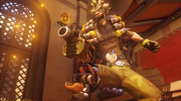 Chatbot Turns Jerks in 'Overwatch' Into Charming Dorks